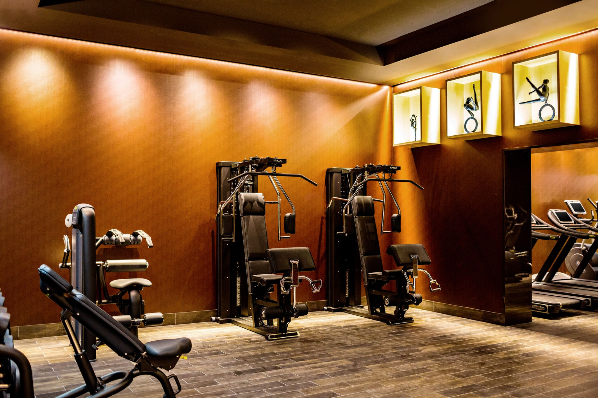Fitness Center - Prince de Galles
